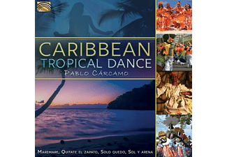 Pablo Cárcamo - CARIBBEAN TROPICAL DANCE - (CD)