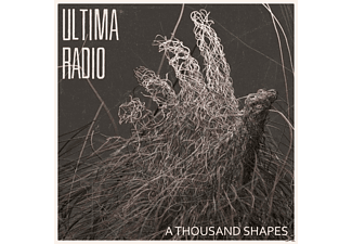 Ultima Radio - A THOUSAND SHAPES - (CD)