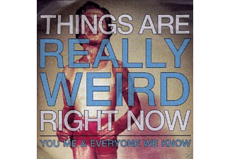 You Me & Everyone We Know - Things Are Really Weird Right Now - (CD)
