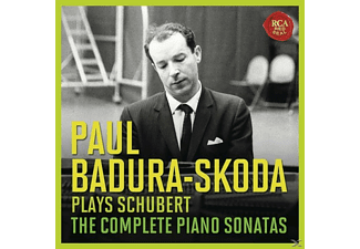 Paul Badura-skoda - Paul Badura-Skoda Plays Schubert-Compl.Piano Son. - (CD)