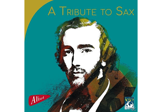VARIOUS - A Tribute To Sax - (CD)
