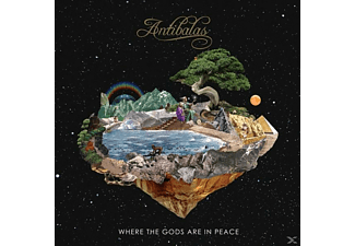 Antibalas - Where The Gods Are In Peace - (CD)