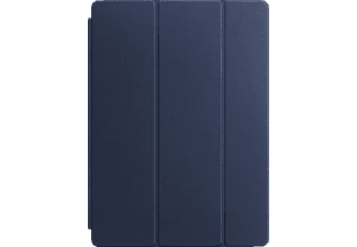APPLE Leder Smart Cover, Bookcover, iPad Pro 12.9, Mitternachtsblau