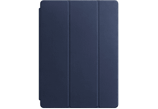 APPLE Leder Smart Cover Tablethülle, Bookcover, Mitternachtsblau, passend für: Apple iPad Pro 12.9