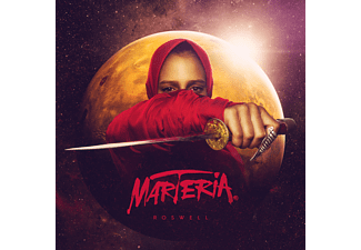 Marteria - Roswell - (CD)