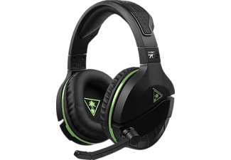 TURTLE BEACH STEALTH 700 Premium Wireless Surround Sound Gaming-Headset für Xbox One, Schwarz/Grün