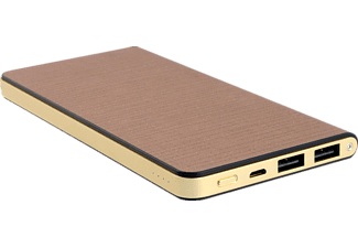 ICONBIT FTB10000SLS (FT-0101L), Powerbank, 10000 mAh, Bronze