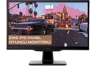 VIEWSONIC VX2363SMHL IPS 23 inç Full HD D-SUB+2XHDMI/MHL MM 2ms Oyuncu Monitörü