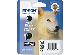 EPSON T0968 UltraChrome K3 Mat zwart (C13T09684010)