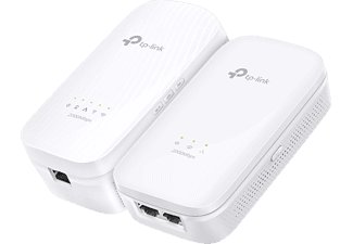 TP-LINK TL-WPA9610 KIT AV2000-AC1200-Gigabit-WLAN-Powerline-Extender KIT, Powerline-Adapter