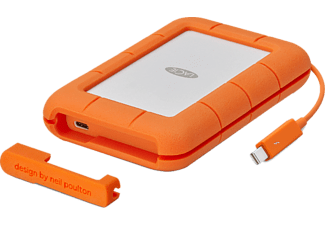 LACIE Rugged Thunderbolt - 4 TB