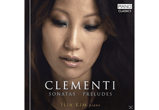 Ilia Kim - Sonatas,Variations - (CD)