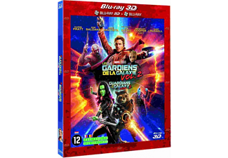 Guardians of the Galaxy Vol. 2 Blu-ray 3D