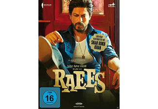 Raees (2 Disc Special Edition) - (Blu-ray + DVD)