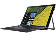 ACER Switch 5 (SW512-52-5819), Convertible mit 12 Zoll Display, Core™ i5 Prozessor, 256 GB SSD, HD-Grafik 620, Anthrazit (Aluminium A-Cover)