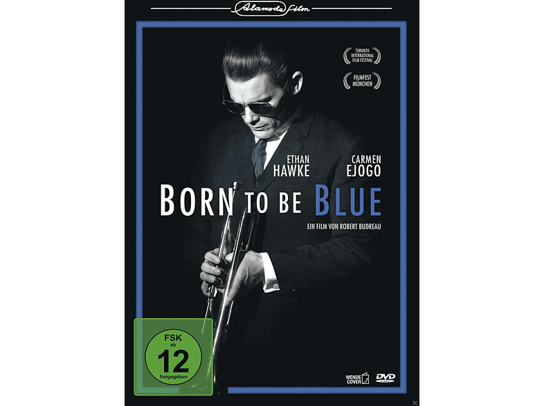 Born to be Blue [DVD]