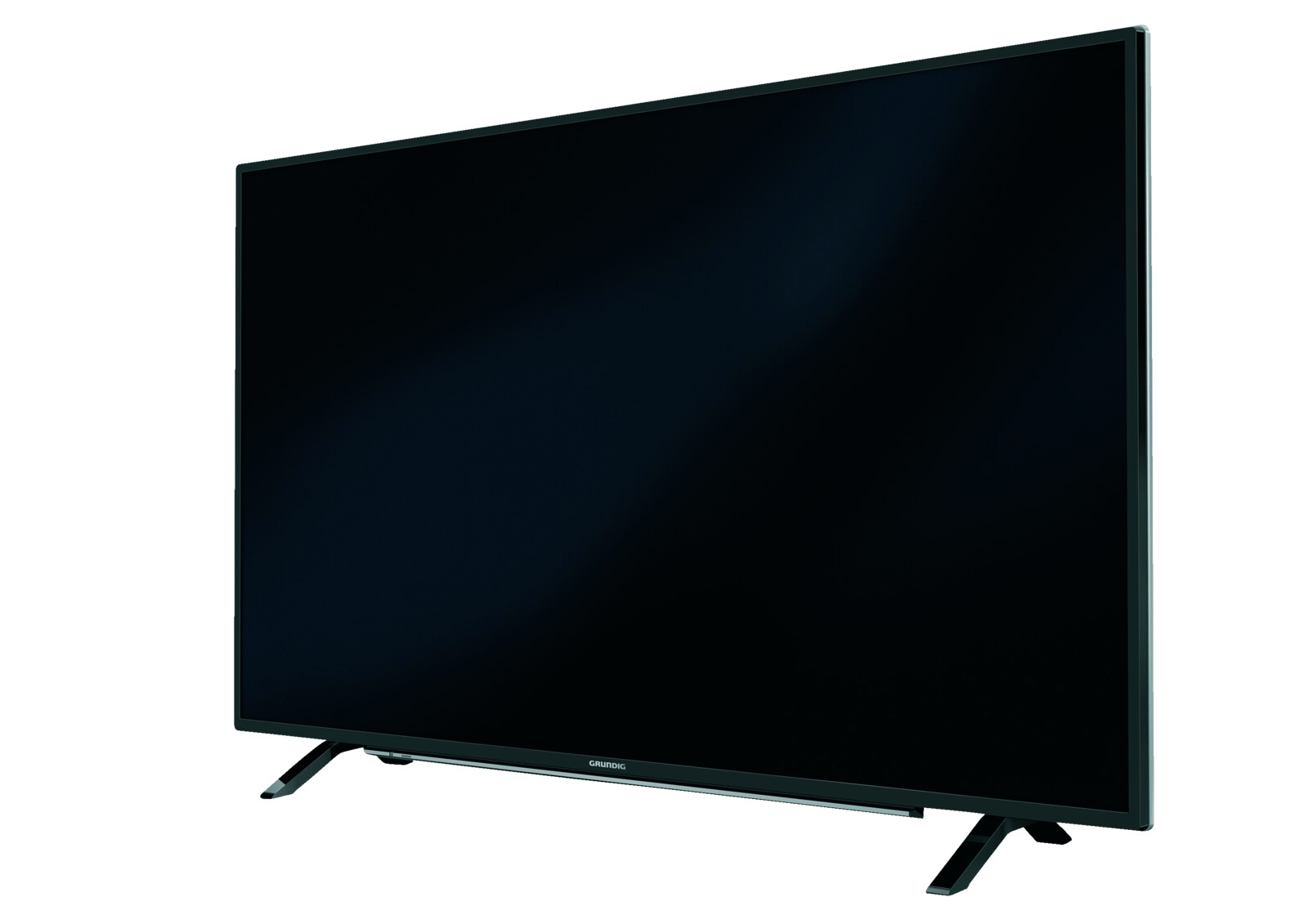 grundig 43 gfb 6722 led tv flat 43 zoll full hd smart. Black Bedroom Furniture Sets. Home Design Ideas