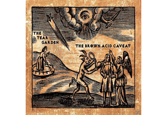 The Tear Garden - The Brown Acid Caveat (2LP/Black Colored) - (Vinyl)