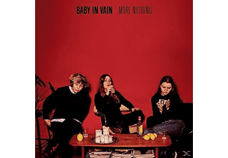 Baby In Vain - More Nothing - (CD)