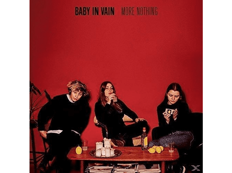 Baby In Vain - More Nothing [Vinyl]