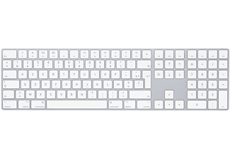 APPLE Magic Keyboard avec pavé numérique - AZERTY FR (MQ052F/A)