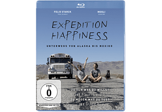 Expedition Happiness - (Blu-ray)