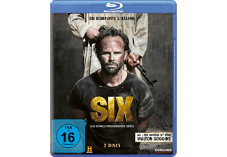 SIX – Die komplette 1. Staffel - (Blu-ray)