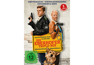 Die Eberhofer-Triple Box - (DVD)