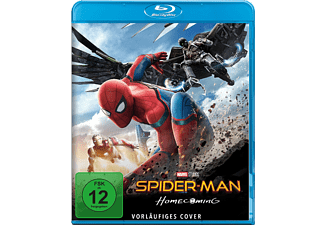 Spider-Man Homecoming Action Blu-ray