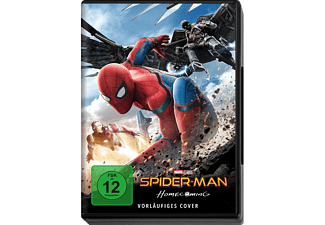 Spider-Man Homecoming Action DVD