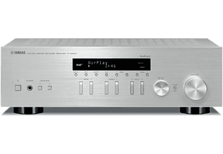 YAMAHA Stereo Receiver RN-303, silber