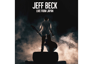 Jeff Beck - Live From Japan - (Vinyl)