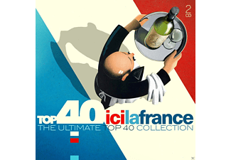 Top 40 - Ici la France 2 CD
