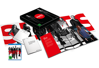 Suits: Series 6 Set (Special Ltd. Edition) - (Blu-ray)