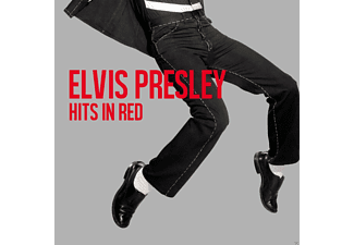 Elvis Presley - Hits In Red (180 G. Red Vinyl) - (Vinyl)