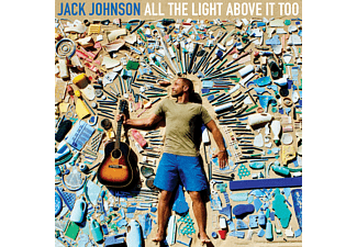 Jack Johnson - All The Light Above it Too - (CD)