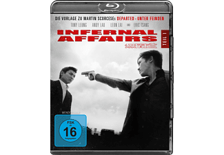 Infernal Affairs - (Blu-ray)