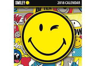 Smiley - Offizieller Fun Kalender 2018