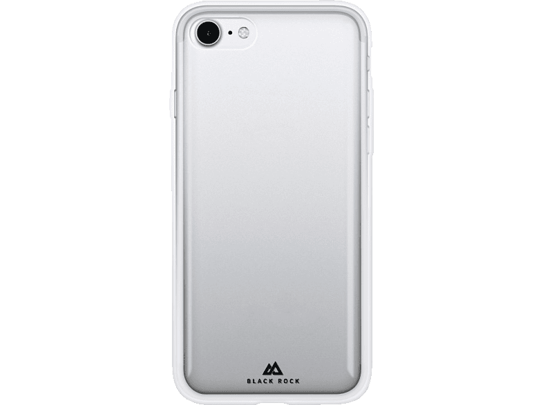 BLACK ROCK  Nano Hands Free Backcover Apple iPhone 7, iPhone 8 Thermoplastisches Polyurethan (TPU) Transparent | 04260460955579
