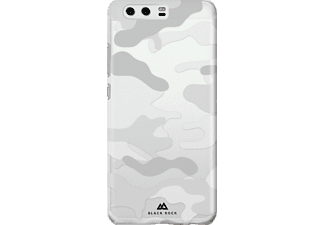 BLACK ROCK Cover Camouflage Backcover Huawei P10 Polycarbonat Transparent
