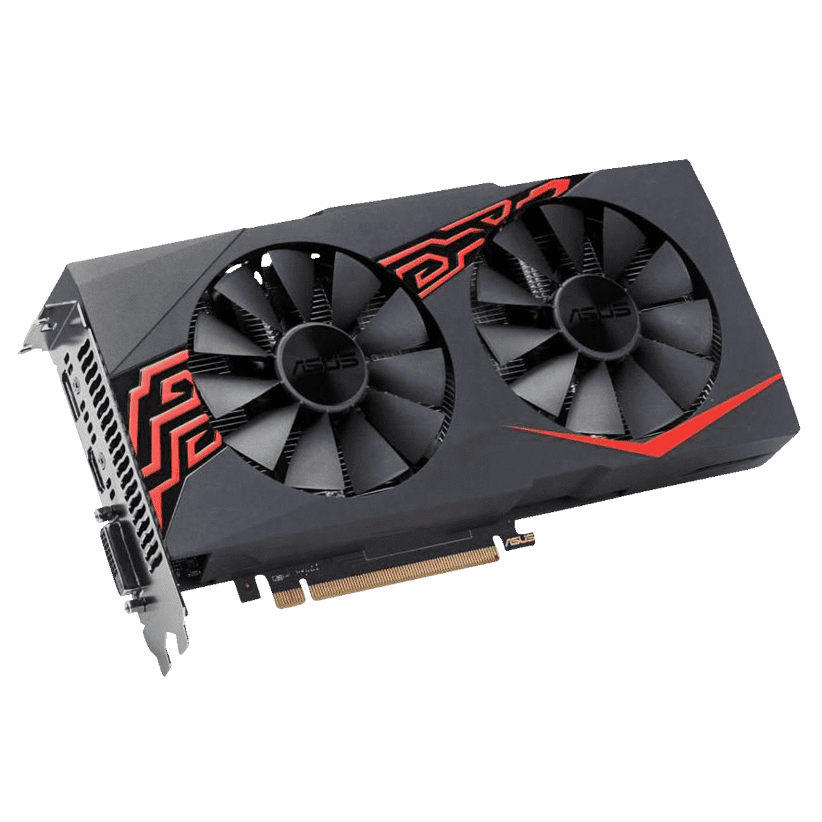 ASUS Radeon RX 570 Expedition 4GB OC (90YV0AI0-M0NA00) Grafikkarte