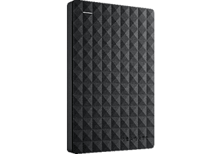 SEAGATE Expansion+ Portable, 1 TB HDD, 2.5 Zoll, extern, Schwarz