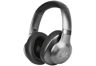 Auriculares inalámbricos - JBL Everest 750, Bluetooth, Micrófono, TruNote, 20 horas, Cancelación