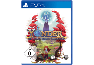 Yonder: The Cloud Catcher - PlayStation 4