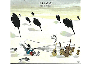 Frigg - Frost On Fiddles - (CD)