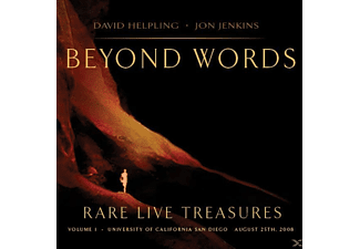 David Helpling - Beyond Words-Rare Live Treasures - (CD)