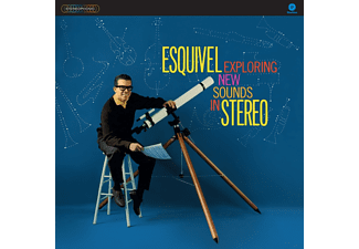 Esquivel & His Orchestra - Exploring New Sounds In Stereo (Ltd.180g Vinyl) - (Vinyl)