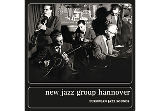 New Jazz Group Hannover - European Jazz Sounds - (CD)