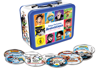 Animations-Filmhits in limitiertem Koffer (10 DVDs) - (DVD)
