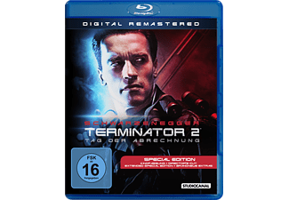 Terminator 2 (Special Edition) Digital Remastered - (Blu-ray)